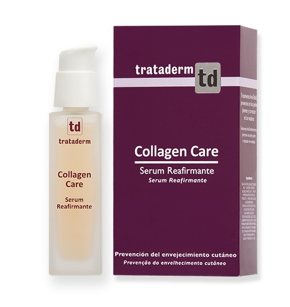 Serum Reafirmante Collagen Care - Trataderm
