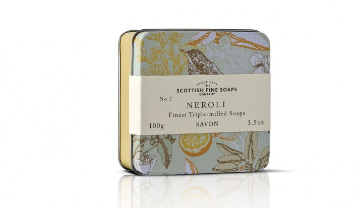 Scottish Fine Soaps Jabón Nerolí