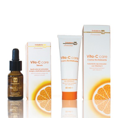 Pack Vitamina C Trataderm Vita-C care