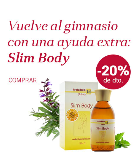 Slim Body Aceite Corporal Reductor