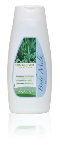 BODY MILK ALOE VERA ANALINE